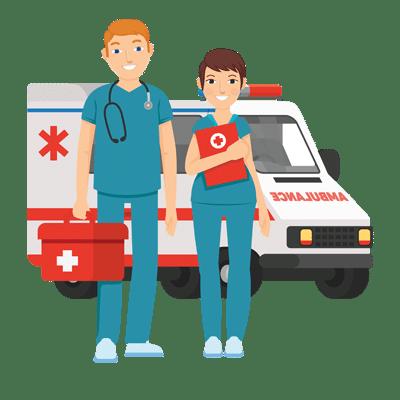 Assurance tous risques ambulance